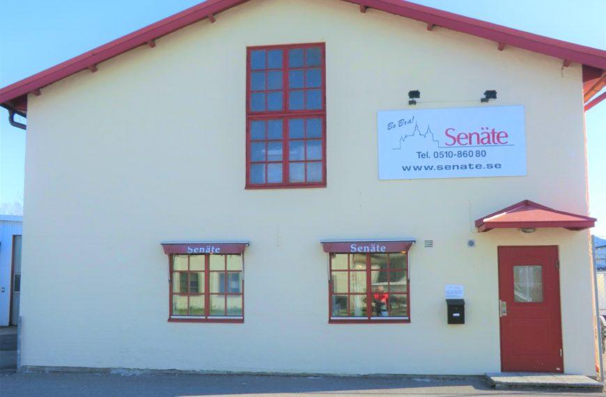 Lokalkontoret i Lidköping