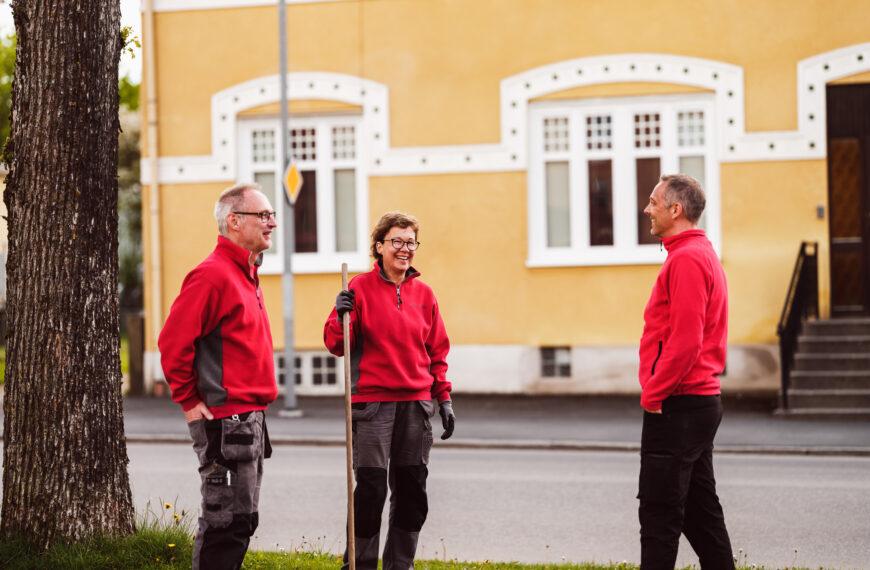 Vi söker fastighetsskötare till Falköping